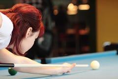 Billiards royalty free stock photos