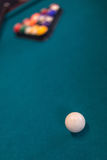 Billiards background royalty free stock images