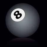 Billiards Ball Stock Images