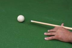 Billiards ball Stock Image
