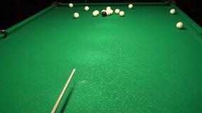 Billiards Beginning Of The Game Hd. This is a beautiful natural video of Billiards Pool Break Starting Shot (Beginning Of The Game) Full HD...Really nice natural stock video