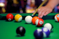 Billiards Stock Images