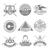 Billiards Black Label Stock Images