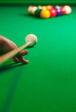 Billiards. Stock Images