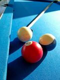 Billiards. A good billiards every day Stock Photography