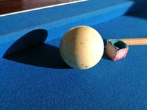 Billiards. A good billiards every day royalty free stock photo