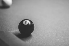 Free Billiards Plastic Balls On Table Stock Photos - 80047463