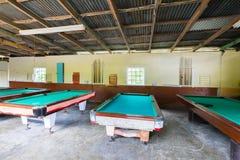 Billiards pokój Obrazy Royalty Free
