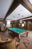 billiards pokój Obrazy Stock