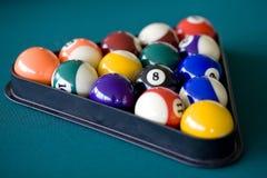 Billiards Triangle 2 Stock Photography