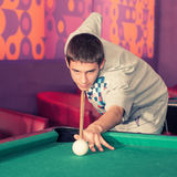 Billiards Royalty Free Stock Image
