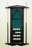 billiardspheresservice Royaltyfri Foto