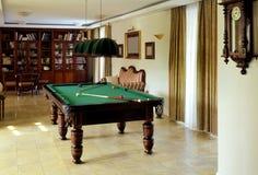 Billiardtabelle Lizenzfreies Stockbild