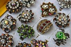 Billig prydnadssak och smycken 8 Fotografering för Bildbyråer