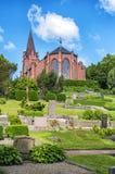 Billinge-Kirche Stockfotografie