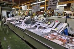 Billingsgate Fish Market Stock Photography