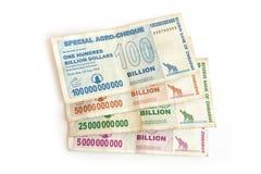 BIllion Dollars Royalty Free Stock Images