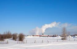 Billowing smoke Royalty Free Stock Photography