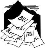 Bills Stock Images