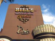 Bills Gamblin' Hall and Saloon eaturing Drai's stock photo