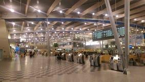 Billund-Flughafen lizenzfreies stockbild