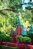 BILLUND - 31 juillet 2013 : Legoland dans Billund, Danemark le 31 juillet Images stock