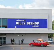 Billy Bishop Airport Stock Image