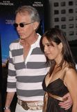 Billy Bob Thornton,Connie Angland,Billy BOBS Thornton Royalty Free Stock Photography