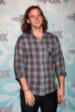 Billy bujny przyjeżdża przy FOX TCA zimy 2011 przyjęciem obraz stock