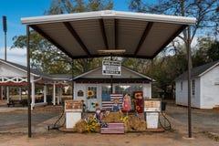 Billy Carter Gas Station fotos de stock royalty free