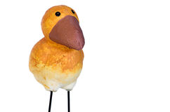 Billy chick ll. Well used decoration object Royalty Free Stock Image