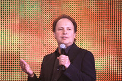 Billy Crystal at IBM conference Royalty Free Stock Photography