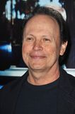 Billy Crystal. At the premiere of the HBO Documentary 'His Way', about legendary film producer & manager Jerry Weintraub, at Paramount Studios, Hollywood. March royalty free stock image