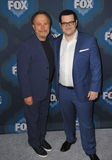 Billy Crystal & Josh Gad fotografia royalty free