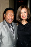 Billy Davis,Marilyn McCoo Royalty Free Stock Photos