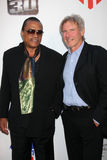 Billy Dee Williams,Harrison Ford Stock Photography