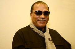 BILLY DEE WILLIAMS. Star Wars Royalty Free Stock Photo