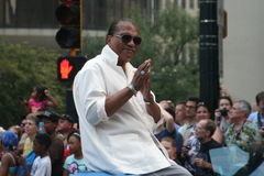 Billy Dee Williams Royalty Free Stock Photography