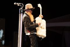 Billy Gibbons Royalty Free Stock Photography