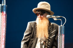 Billy Gibbons Stock Image