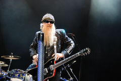 Billy Gibbons ZZ top Royalty Free Stock Photo