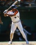 Billy Hatcher Houston Astros arkivfoto