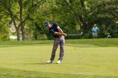 Billy Horschel at the Memorial Tournament Royalty Free Stock Photos