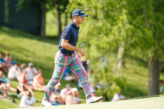 Billy Horschel at the Memorial Tournament Stock Image