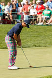 Billy Horschel at the Memorial Tournament Royalty Free Stock Images