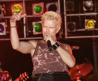Billy Idol Stock Image