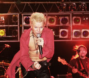Billy Idol Stock Images