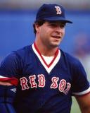 Billy Jo Robidoux, Boston Red Sox fotos de stock royalty free