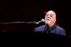 Billy Joel royalty-vrije stock foto