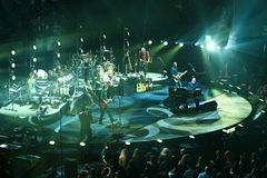 Billy Joel lizenzfreies stockbild